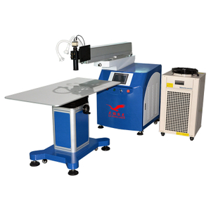 Ad letter laser welding machine