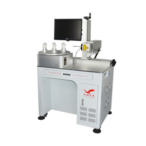 LED Eight Station Laser Marking Machine