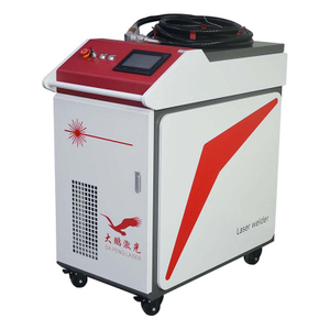 Handheld Laser Welding Machine Fiber Source 1000W 1500W 2000W