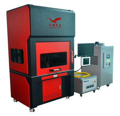 2000W Enclosed Raycus Fiber Source Laser Welding Machine